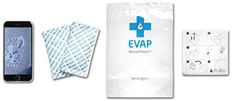 Kensington EVAP Wet Phone and Other Electronics Rescue Pouch