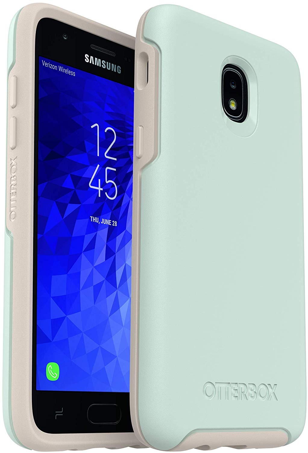 OtterBox SYMMETRY SERIES Case for Galaxy J7 (2018) - Muted Waters