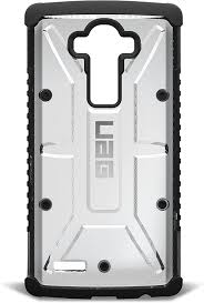 UAG Military Drop Transparent Case for LG G4