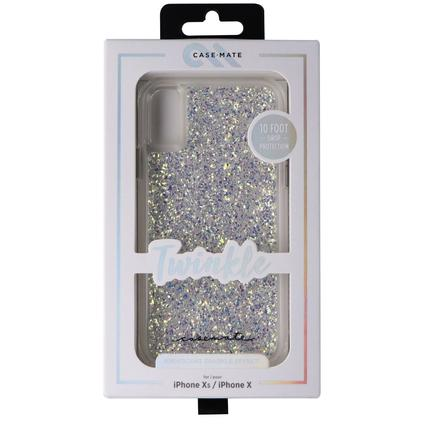 Case-Mate Twinkle Iridescent Case for Apple iPhone Xr - Stardust