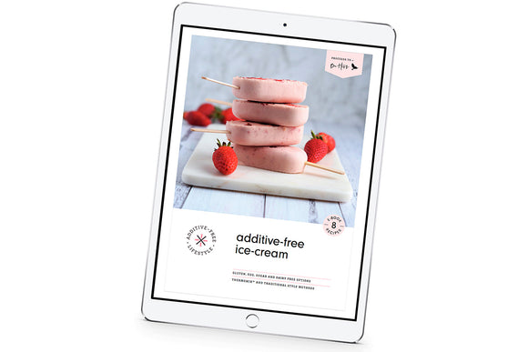 ice-cream ebook - all proceeds go to charity