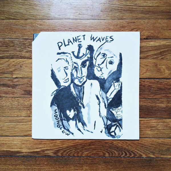 Planet Waves Bob Dylan and The Band Vinyl