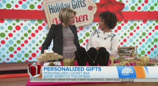 Rebecca Tollefsen The Today Show