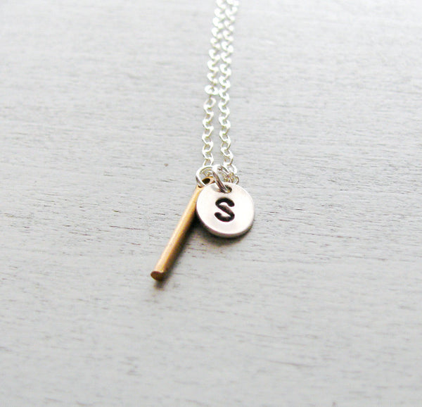 Custom Mother's Necklace in Gold or Silver