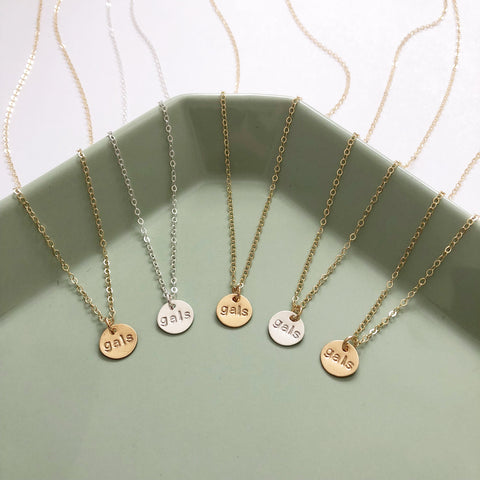 Gals Necklace