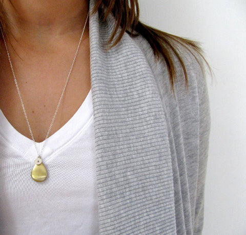 Initial Jewelry with Infinity Necklace