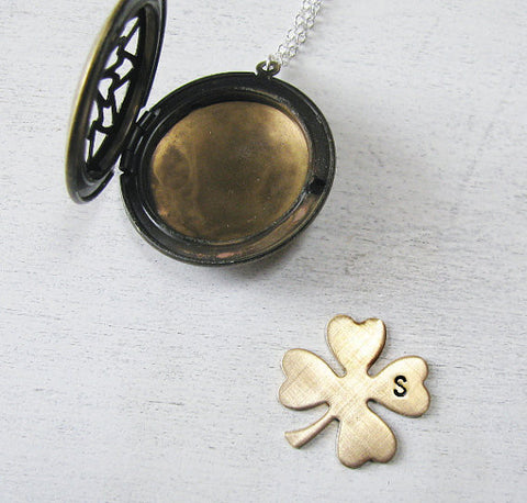 Mother's Necklace Irish Jewelry Good Luck Gift