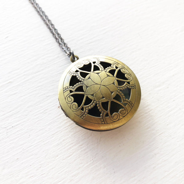 Limited Edition Filigree Locket