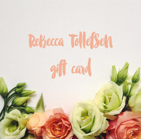 Gift Card ON SALE NOW