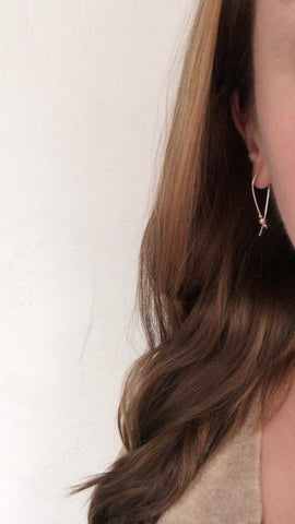 April 28, 2020: Arya Earrings