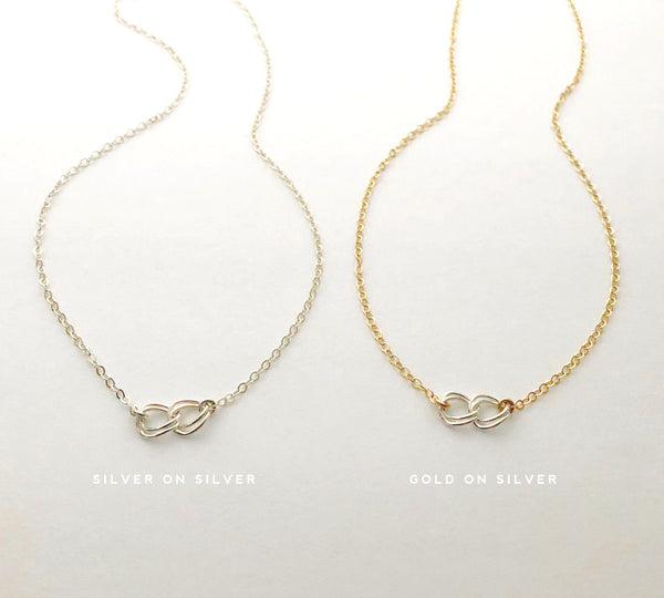 Together Necklace - Layering Chain
