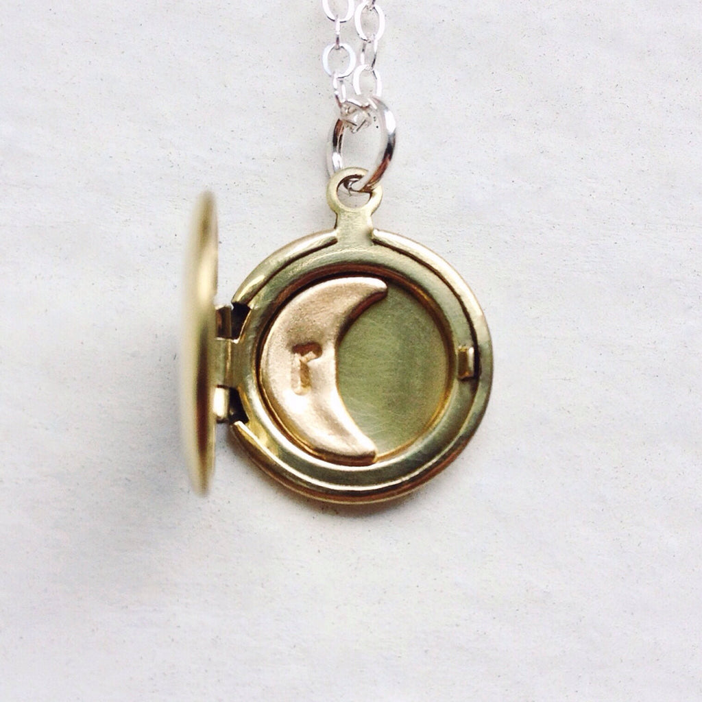moon phase jewelry