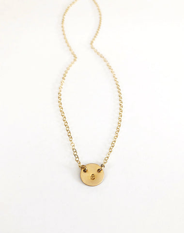 Fond Necklace - Small