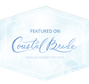 Featured on A Coastal Bride