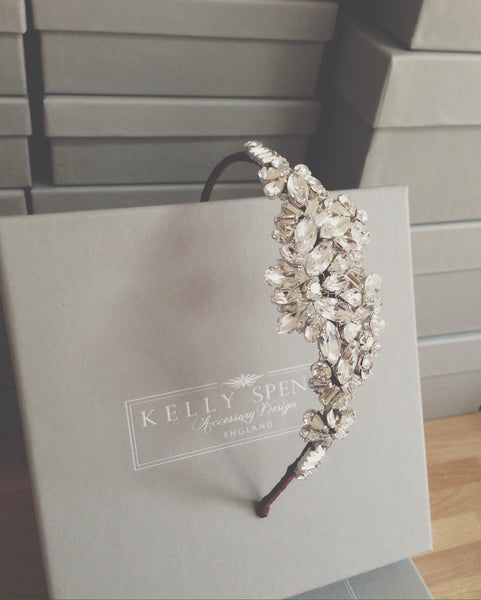 Kelly Spence Lavinia Headband