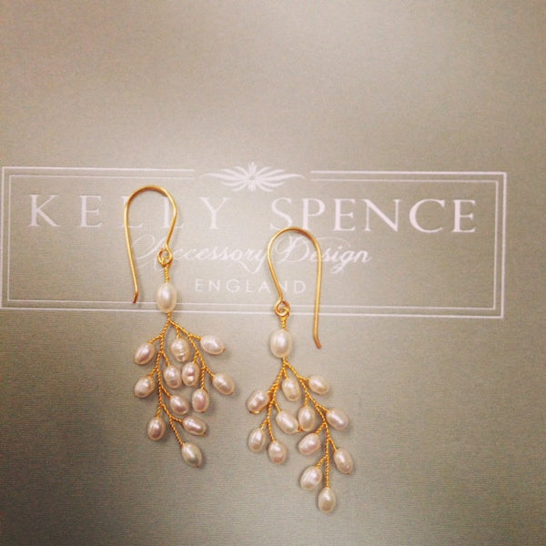 Kelly Spence Spring Morning Earrings