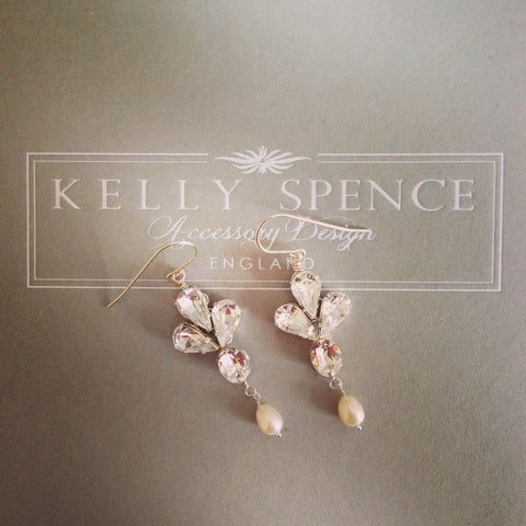 Kelly Spence Lulu Earrings