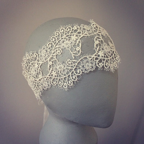 Sophia Lace Hair Wrap
