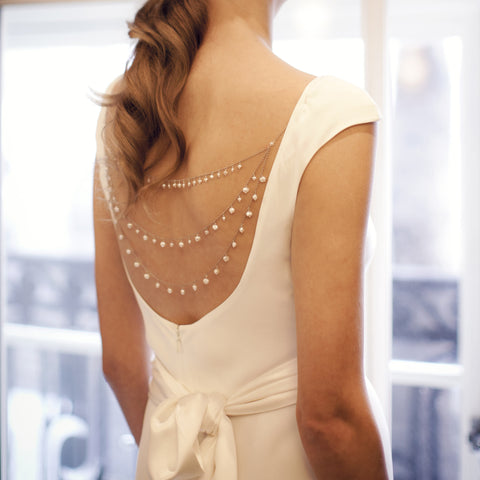 Kelly Spence Kisses Back Necklace | Photo Parisa Walklett