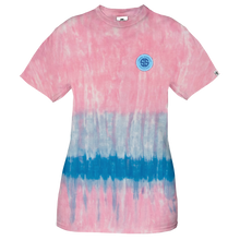 Load image into Gallery viewer, 'Save The Turtles' Tie Dye Short Sleeve Tee by Simply Southern