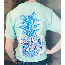 Load image into Gallery viewer, 'Simple Is Beautiful' Short Sleeve by Simply Southern