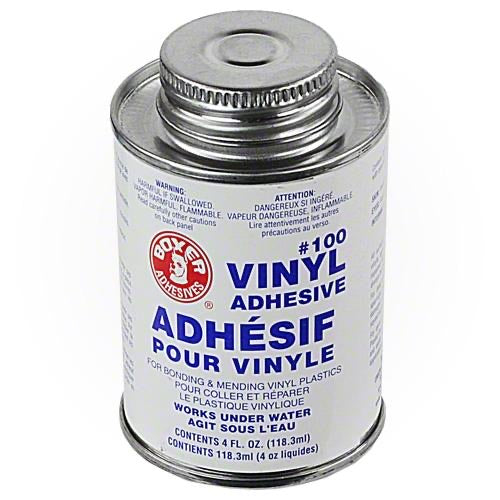 Boxer Adhesives Vinyl Repair Adhesive - 4 Ounce