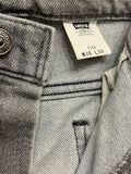 90s Levi's Brown Tab Light Grey 540s - size 38x30