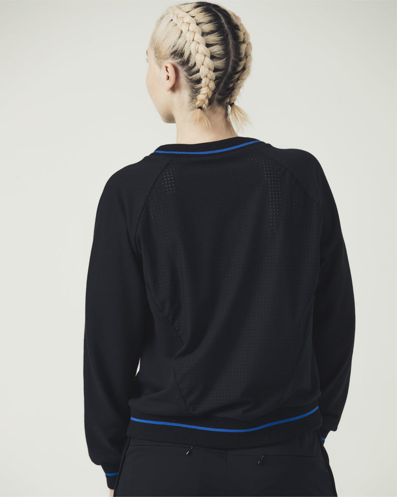 Sweat-shirt noir - Fab