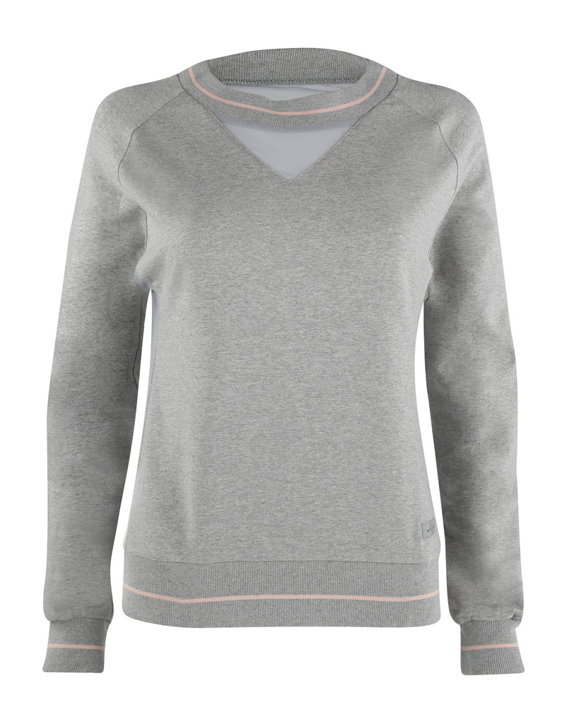 Sweat shirt Gris chiné - Julien