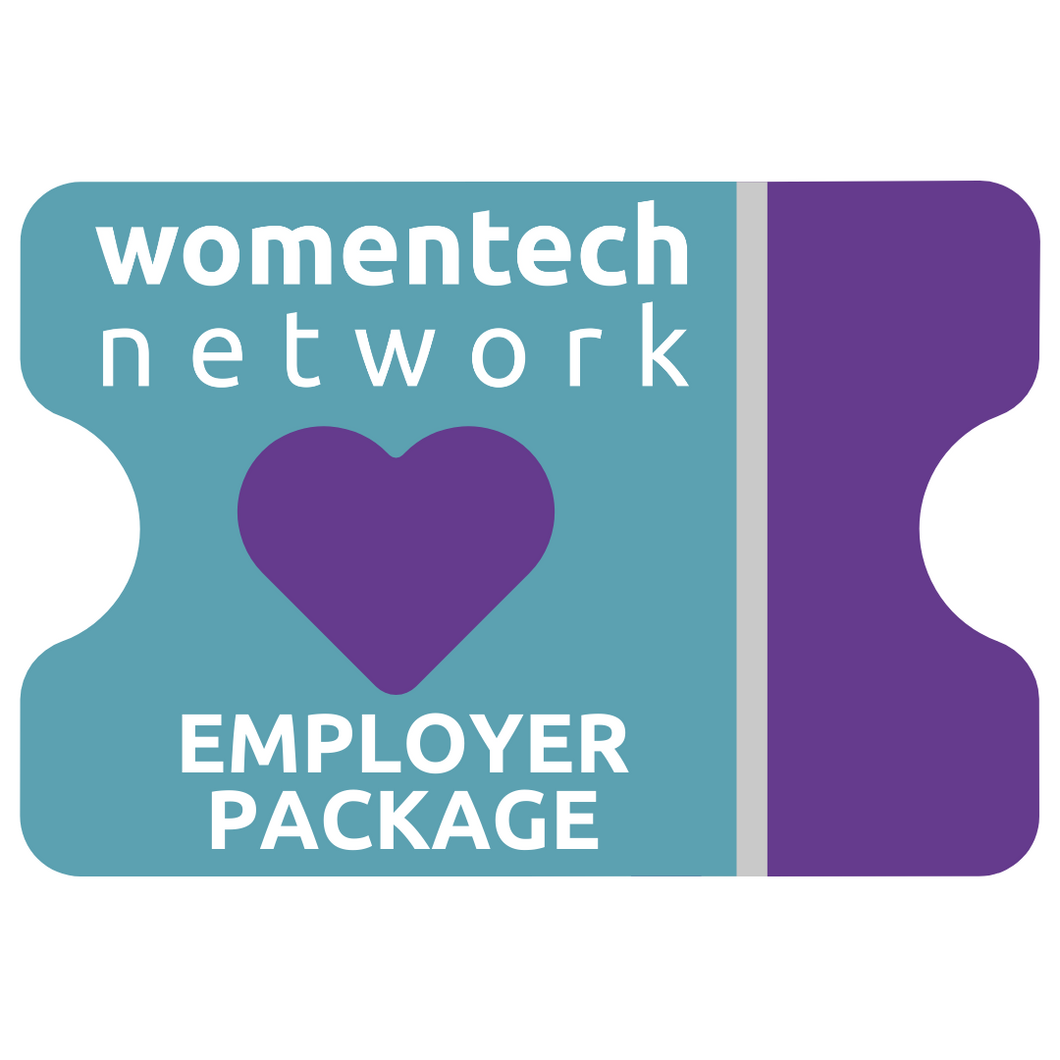 WomenTech Chicago- Connect Online (Employer Tickets)