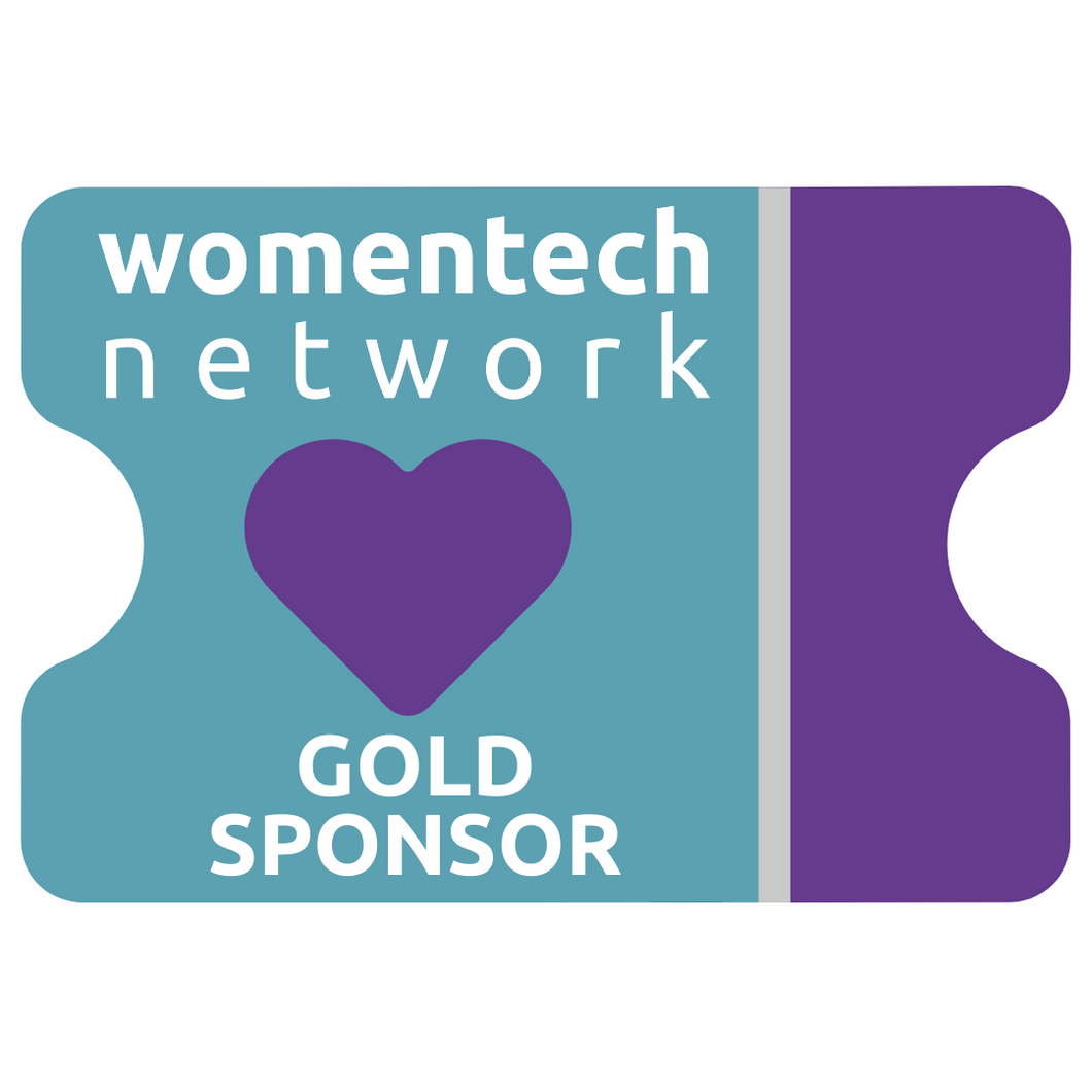 WomenTech Global Conference 2021 Gold Partner