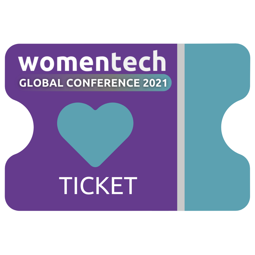 Women in Tech Scholarship Ticket