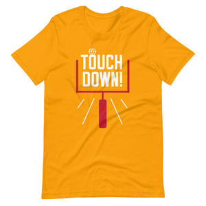 Touchdown Tee (Red/White)