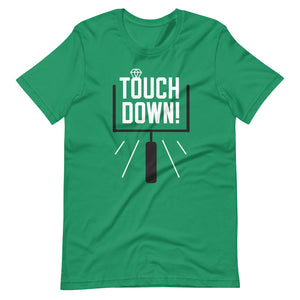 Touchdown Tee (Black/White)