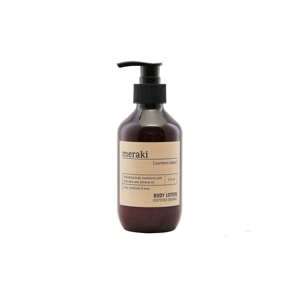 Meraki body lotion, Nothern Dawn