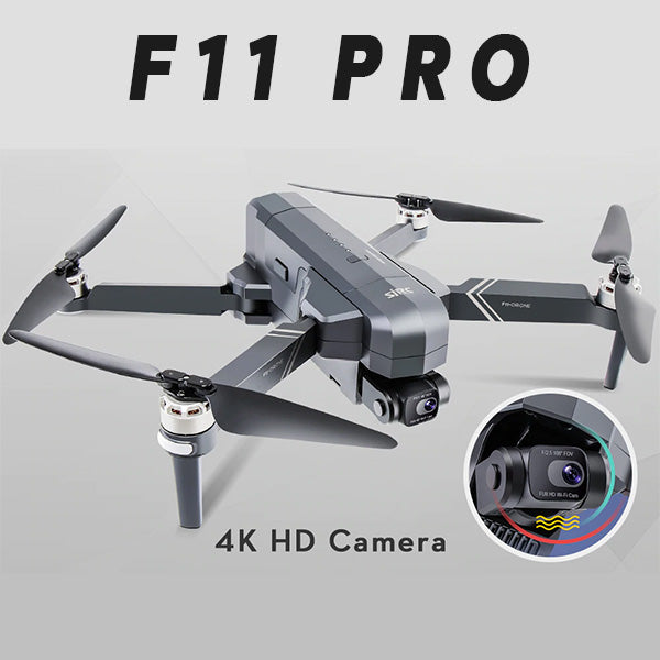 Drone wifi fpv camera 1080p/2k hd Zwn SJRC F11 PRO RC Quadcopter