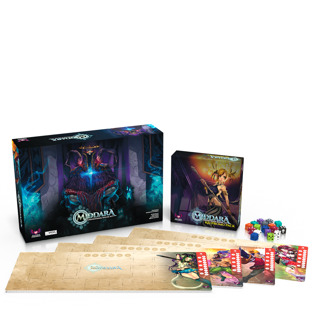 Middara Web Launch Bundle