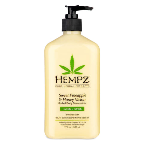 Buy the 17 Oz Hemp Seed Lotion - Luxe Lifestyle Club