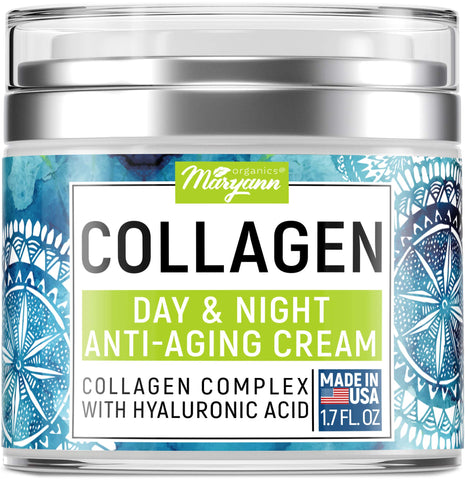 Buy the Best Collagen Cream for Face - Luxe Lifestyle Club