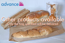 Load image into Gallery viewer, French Stick Bread Bags. Large, Medium & Small Baguette Bag in packs of 1,000 bags