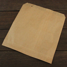 Load image into Gallery viewer, Brown Paper Bags (Strung). Sold in packs of 1,000