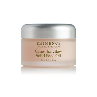 Éminence Organic Camellia Glow Solid Face Oil
