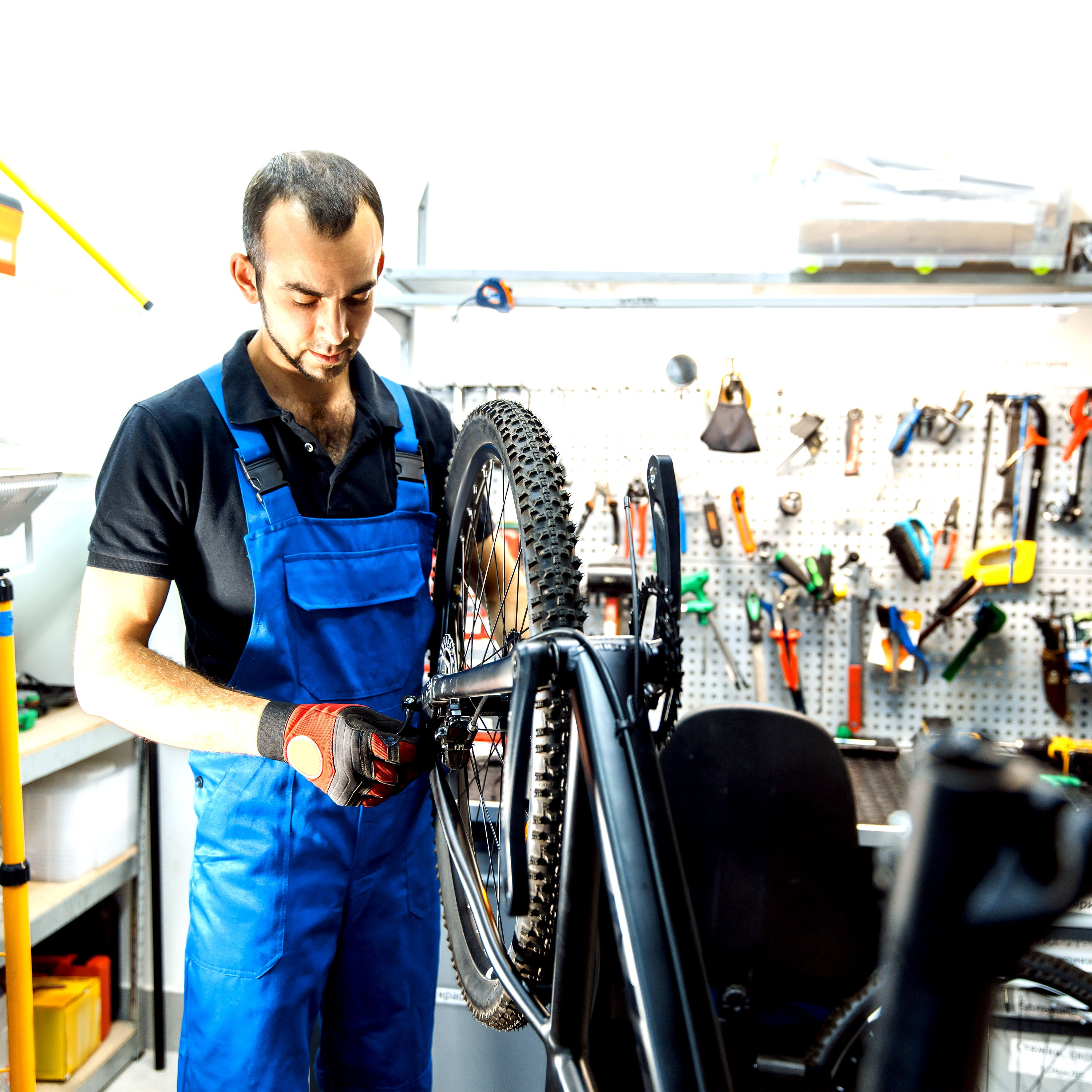 Bicycle Assembly Service at Doorstep