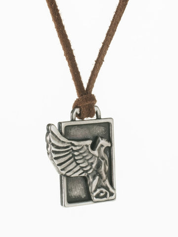 Griffin - sterling silver