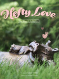 Hefty Love The Hippo 5 Collection Book by Christy Coltrin