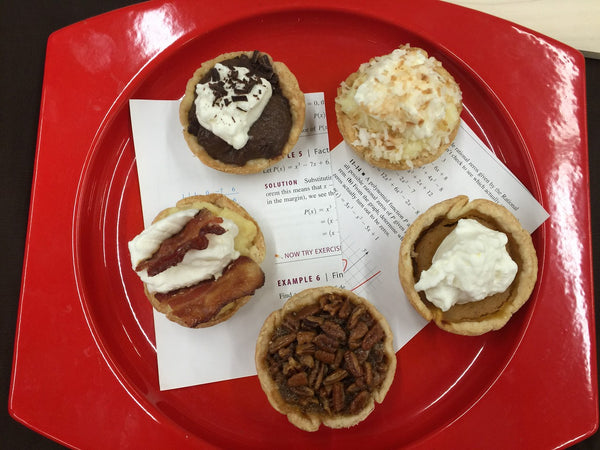 Pleasant Grove Pies provided a variety of fun treats.