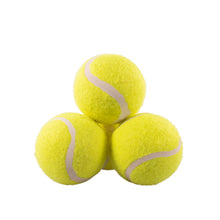Load image into Gallery viewer, Squeaky Tennis Balls 3 pack