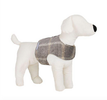 Load image into Gallery viewer, Slate Tweed Soft Dog Harness by Mutts & Hounds