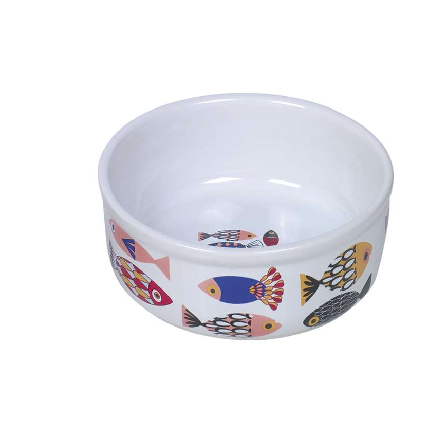 Cat Ceramic Bowl