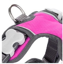 Load image into Gallery viewer, Hot Pink Padded Harness By Red Dingo